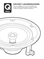 Q Acoustics Q-Install Installation Manual