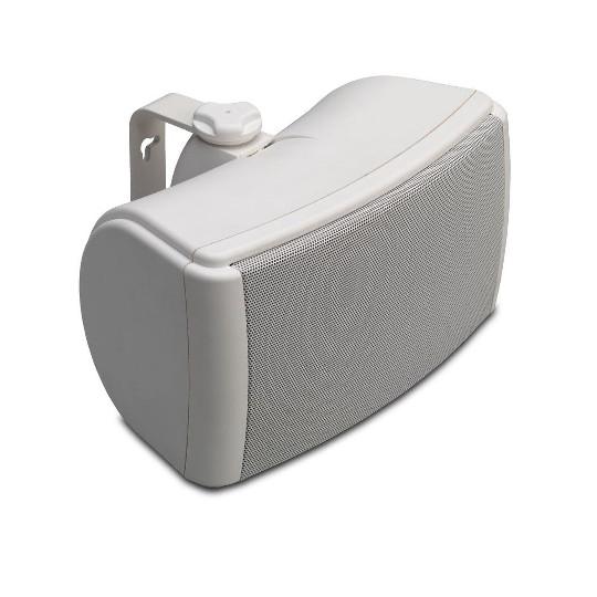 Q install outdoor speakers weatherproof waterproof for Exterieur speaker